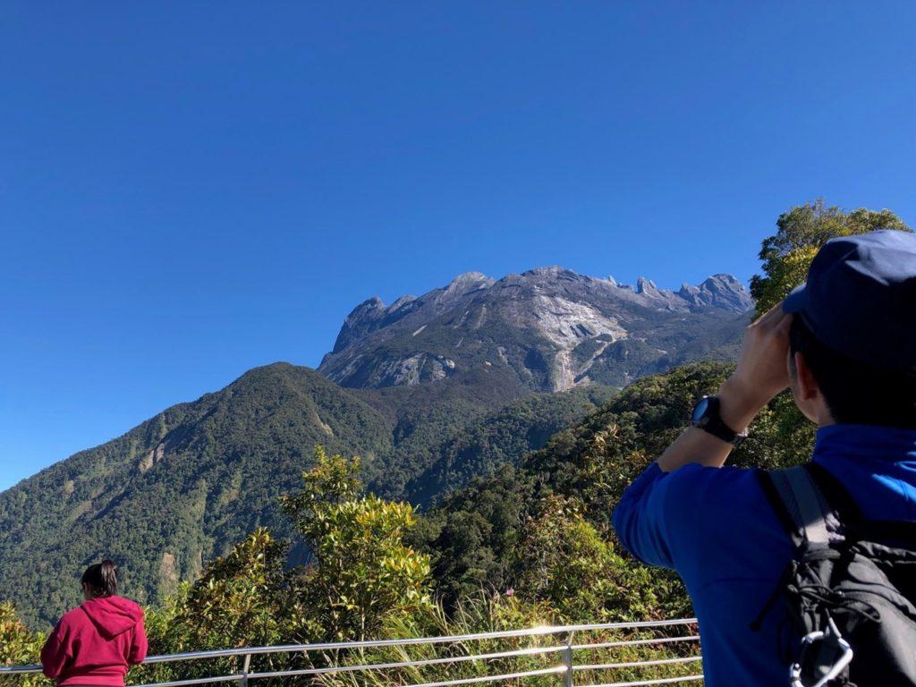 ✈マレーシア:キナバル山の植生