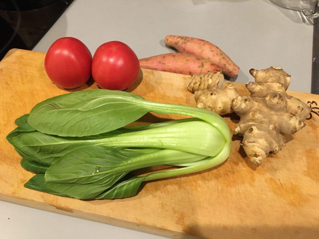 🍠ふるさと納税・野菜の定期便